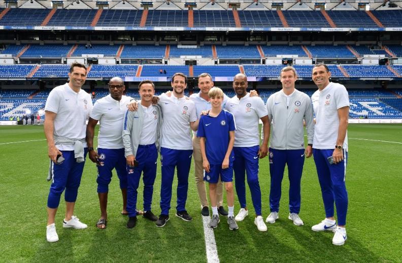 """""""Челси"""" проиграл в Мадриде / фото: twitter.com/chelseafc"""