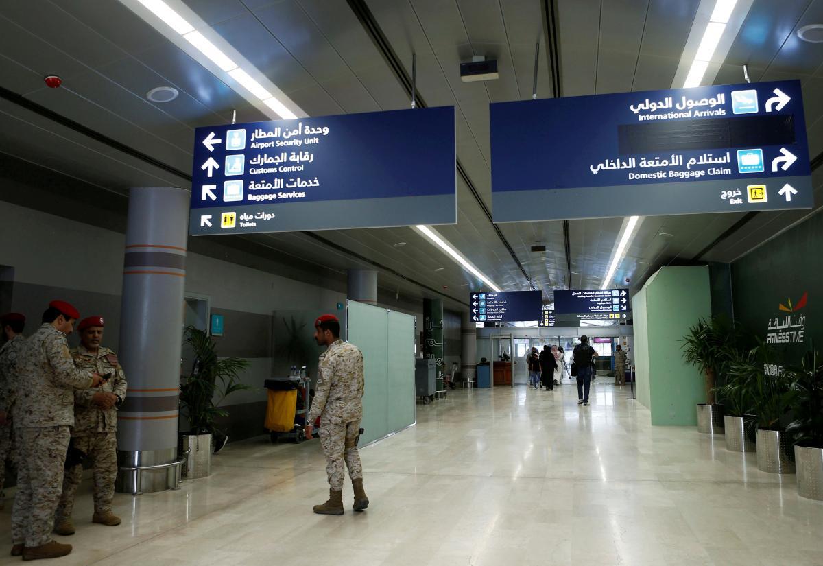Аэропорт Абха / REUTERS