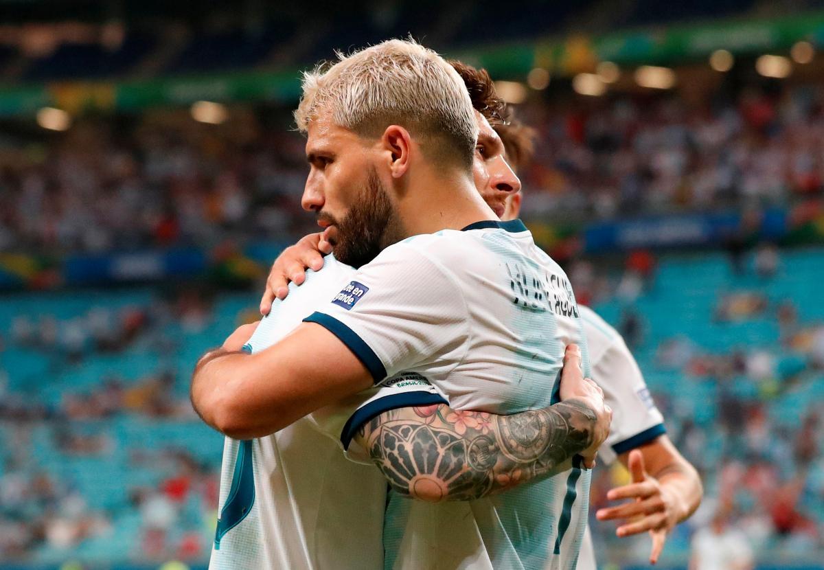 Аргентинцы набрали всего 4 очка / REUTERS