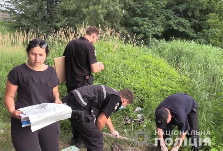 Тіло дитини виявили в озері / kyiv.npu.gov.ua