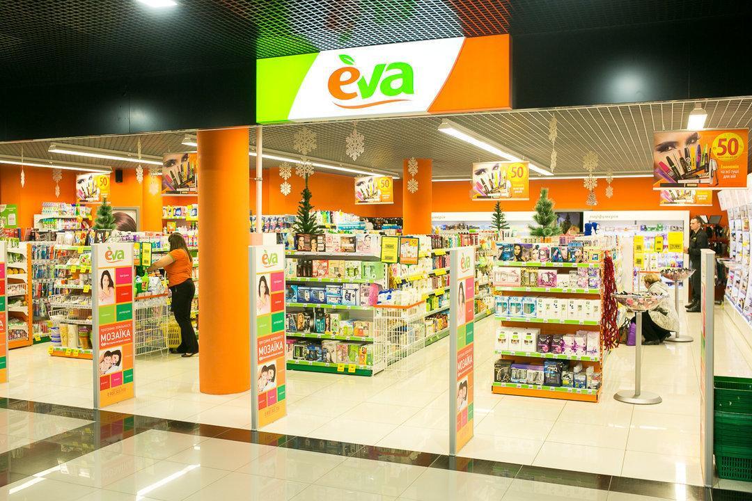 Лінія магазинів EVA розвиває напрямок ВТМ з 2010 року / фото delo.ua