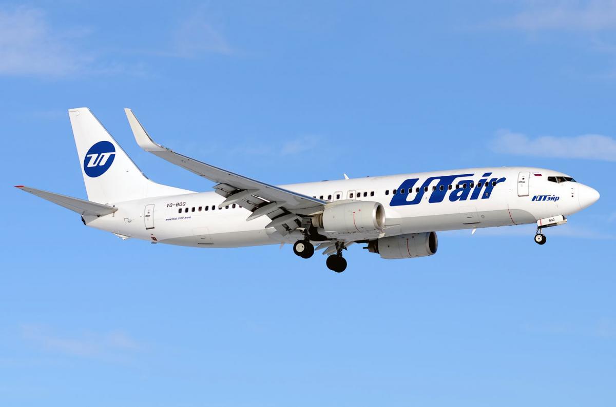 Самолет Анапа-Уфа сел в Самаре/ фото Википедия