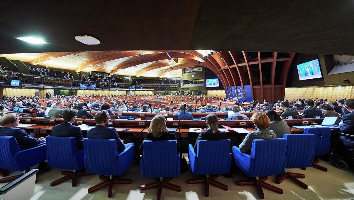 Новая делегация Украины официально отказалась от участия в осенней сессии ПАСЕ / фото assembly.coe.int