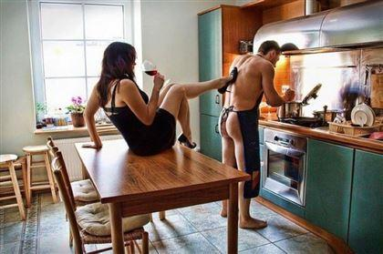 Эксперт говорит, что лучше всего заниматься сексом на кухне / caravan.kz