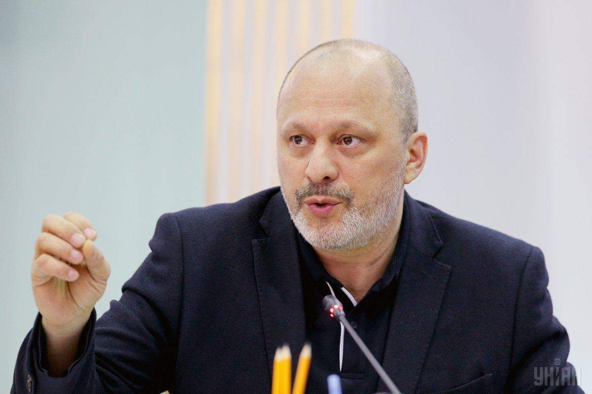 Аласания ушел с должности председателя правления НОТУ / фото УНИАН