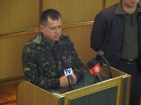Виктор Крайтор отдал незаконный приказ на применение огнестрельного оружия / фото facebook.com/romabra