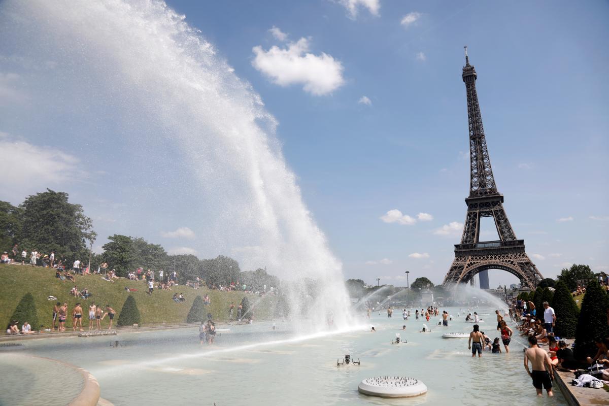 Париж, Франція / REUTERS
