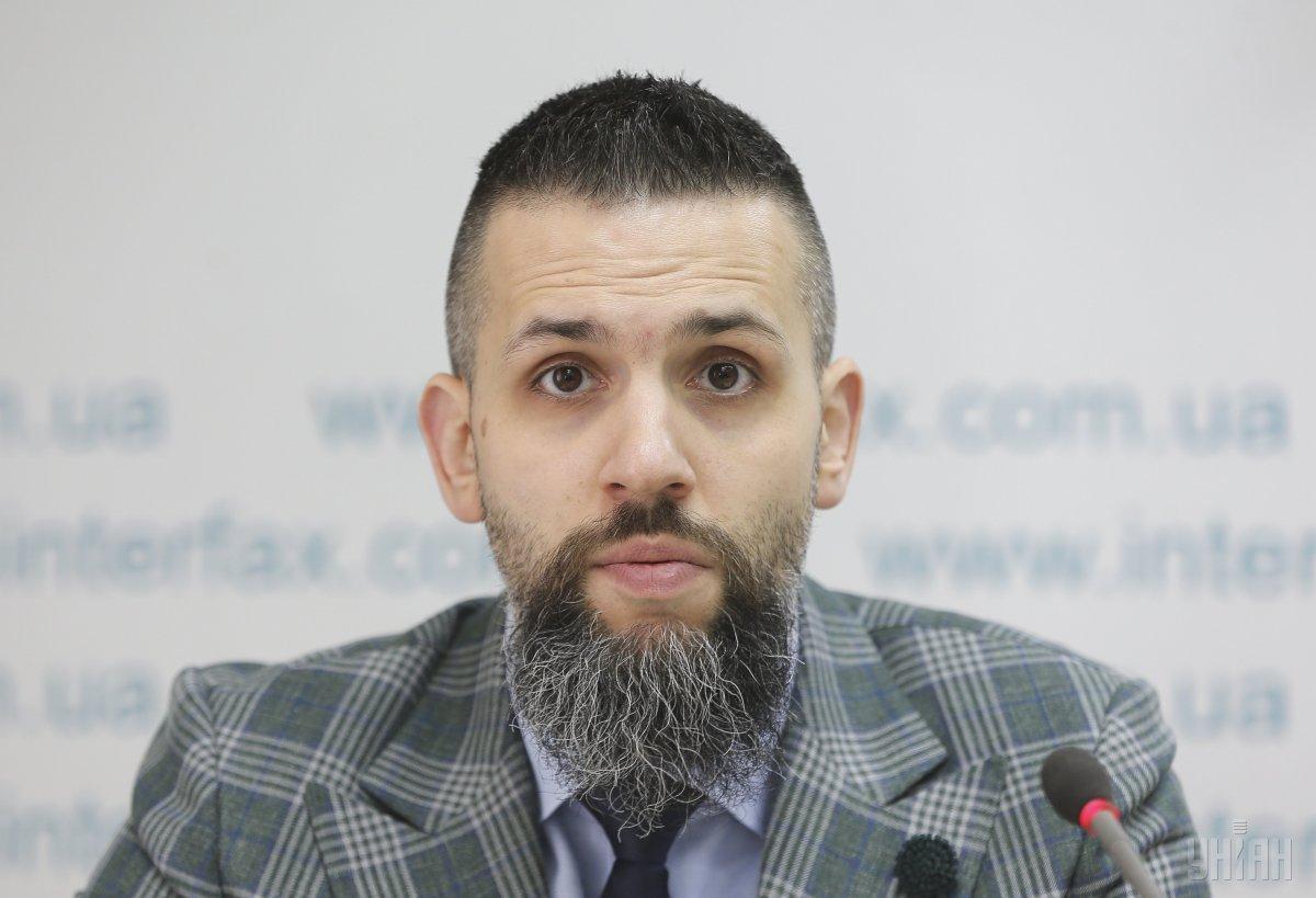 Максим Нефедов стал главой Государственной таможенной службы / фото УНИАН