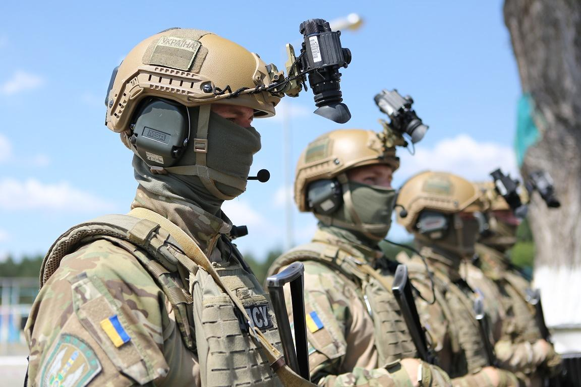 Over 3,000 troops will participate in a maritime, air, and land exercise / Photo from Ukraine's State Border Guard Service
