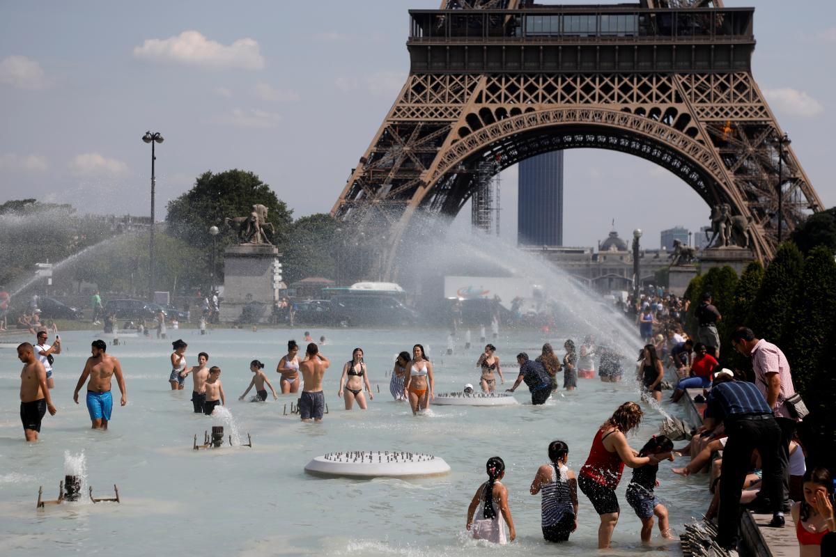 Париж, Франция / REUTERS