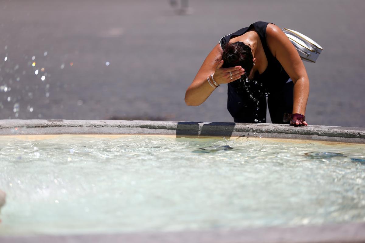 В Украине в ближайшие дни снова будет жарко / фото REUTERS