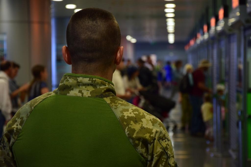 ГражданинРФ не пропущен через государственную границу  / фото ГПСУ