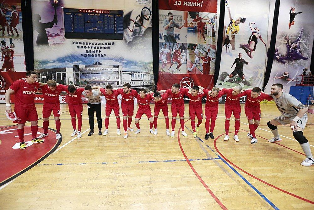 КПРФ впервые пробился в Лигу чемпионов / фото: twitter.com/sportclub_kprf