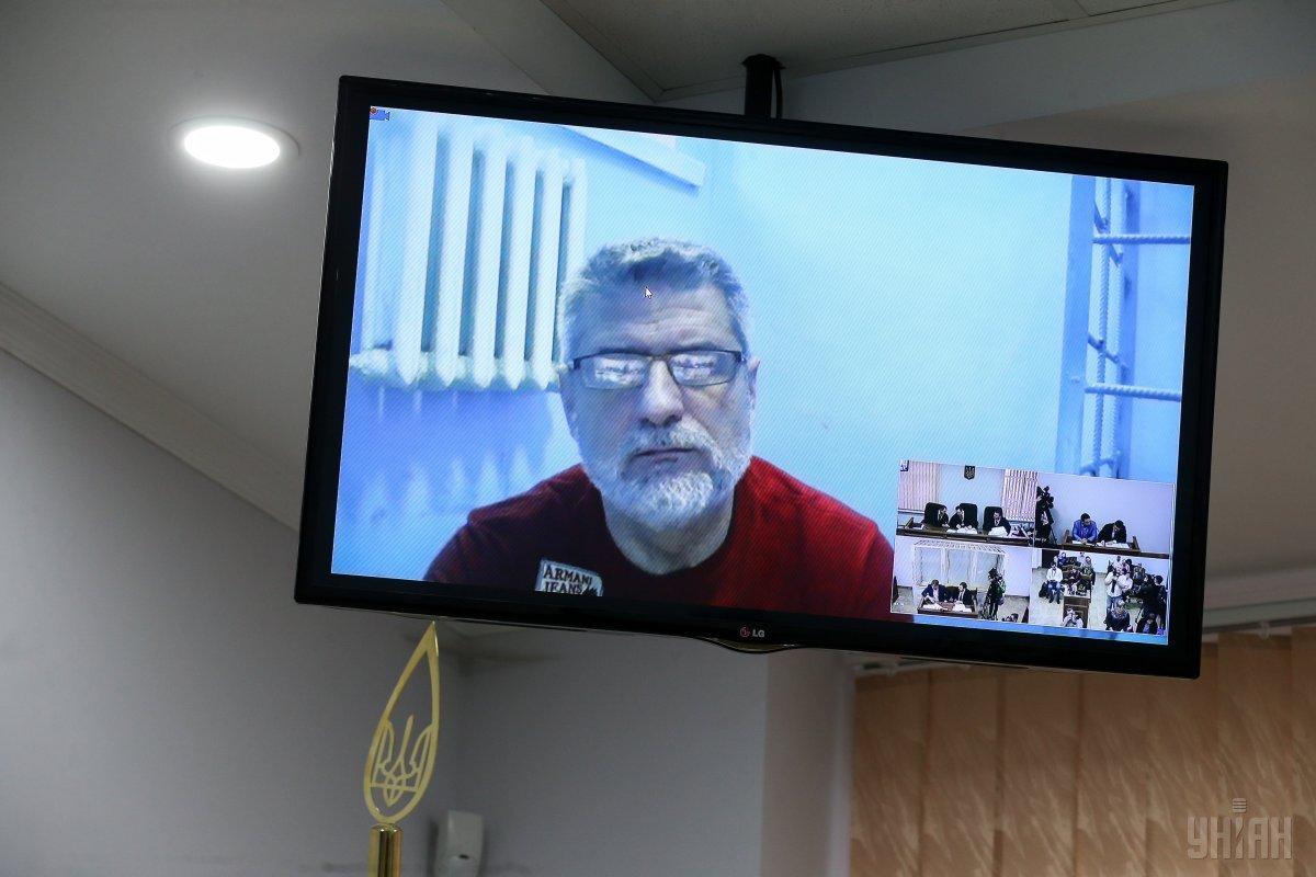 Суд продлил срок домашнего ареста экс-начальнику киевского УСБУ Щеголеву, подозреваемому в организации разгона Майдана / фото УНИАН