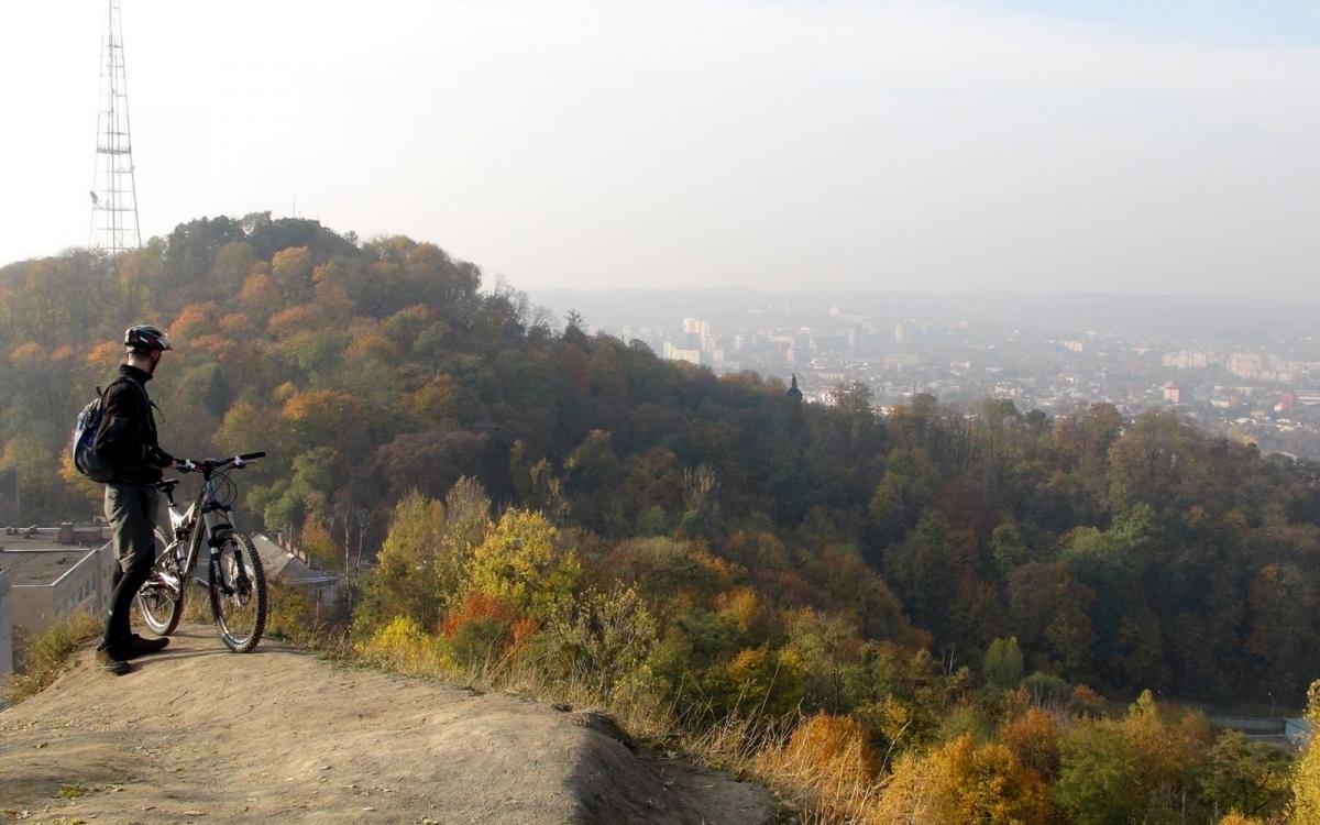 Лиса гора у Львові / Фото uk.wikipedia.org