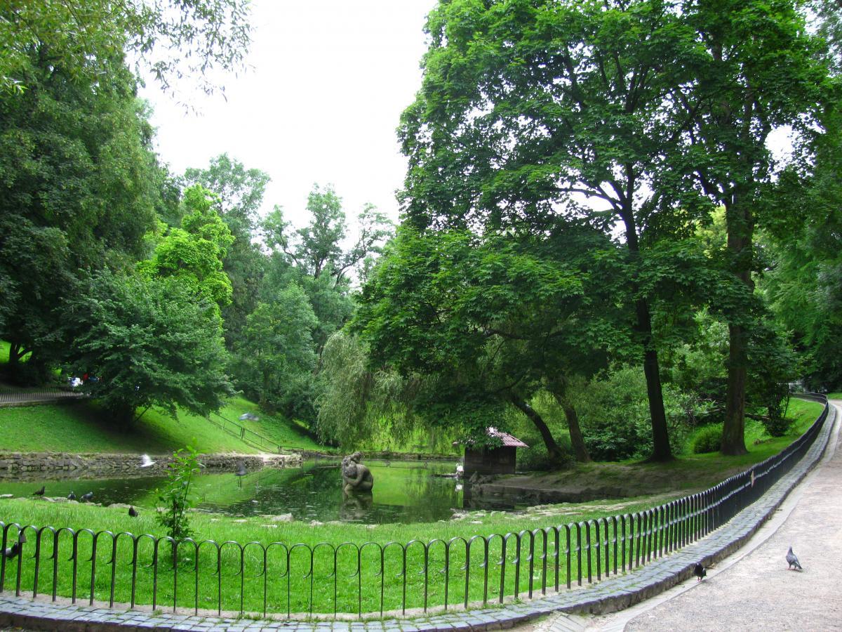 Стрийський парк у Львові / Фото uk.wikipedia.org