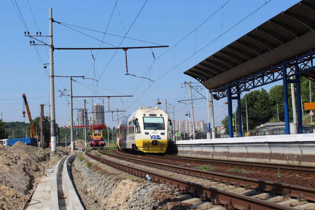 Платформа будет шириной от 4 до 6 метров, длиной 209 метров / фото facebook/Kravtsov.Evg