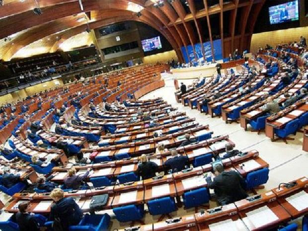 PACE adopts tough resolution on occupiers' actions in Crimea / facebook.com/ParliamentaryAssembly