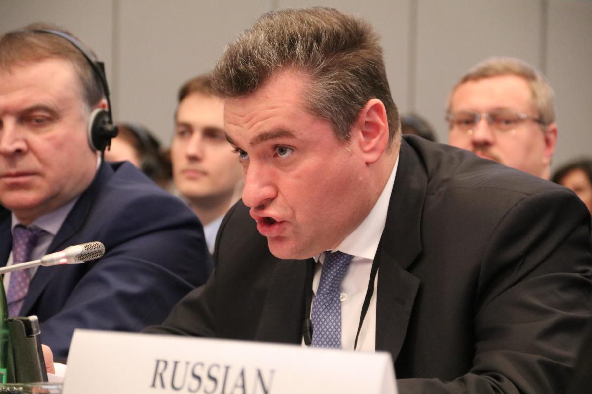 Россиянина Слуцкого во второй раз не избрали вице-президентом ПАСЕ / фото flickr.com/oscepa