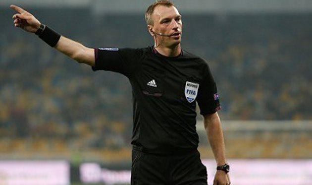 Жабченко стал арбитром ФИФА в 2013-м / фото: football.ua