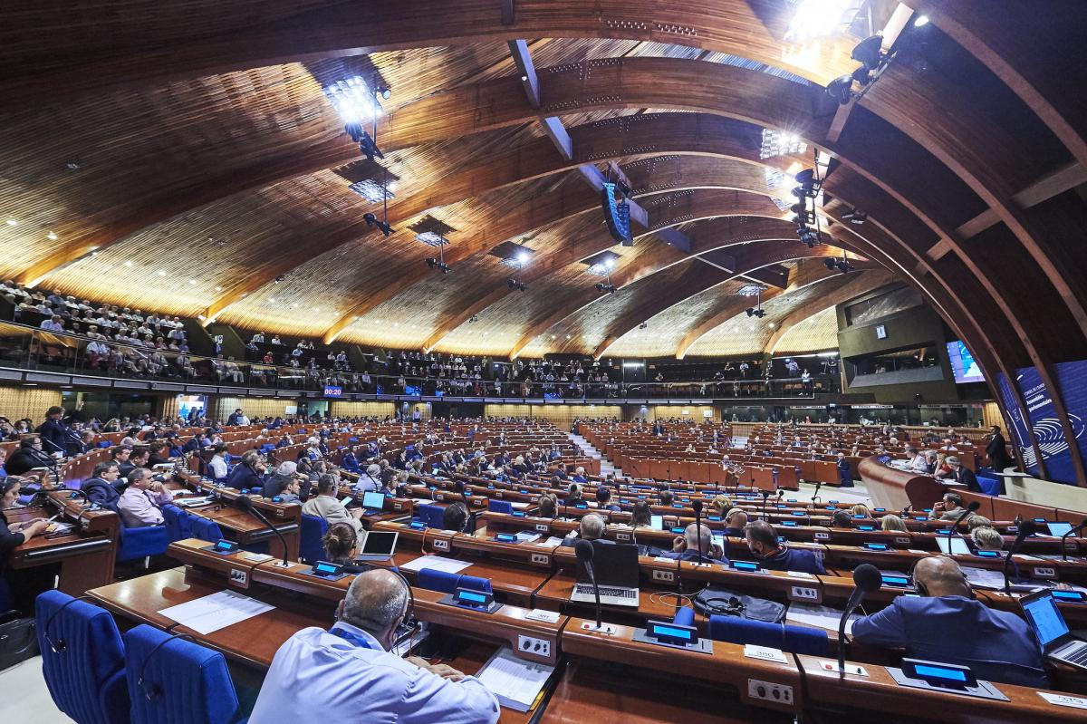 В ПАСЕ избрали российского депутата на должность вице-президента / фото Council of Europe/ Candice Imbert