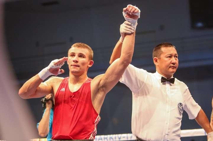 Хижняк гарантировал себе бронзу Игр / фото: НОК Украины