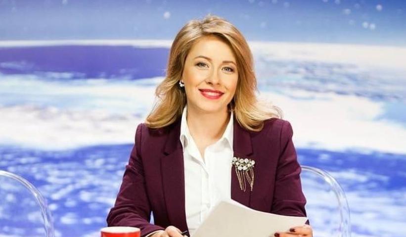 Олена Кравець не збирається йти у політику / Instagram - elenakravetsof