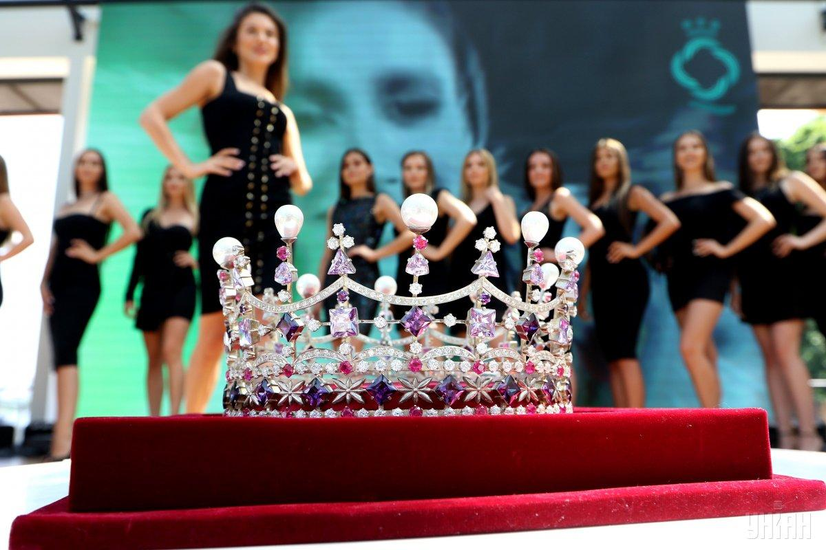 Miss Ukraine 2019 beauty pageant contestants - UNIAN Photoreport