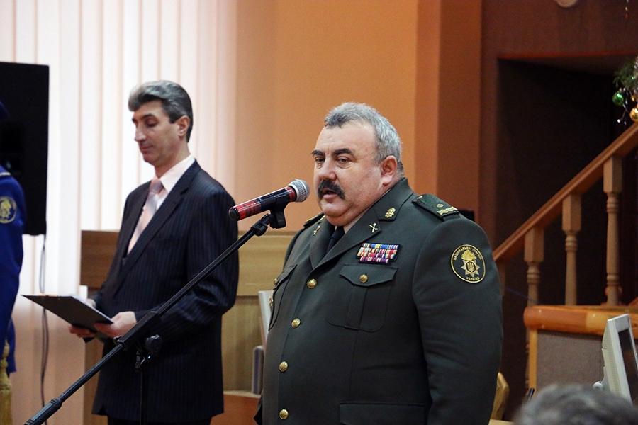 Миколу Миколенка призначено заступником командувача Нацгвардії / фото ngu.gov.ua