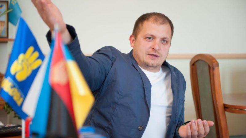 Прокуратура переквалифицировала дело об избиении экс-мэра Конотопа / фото ukrreporter.com.ua