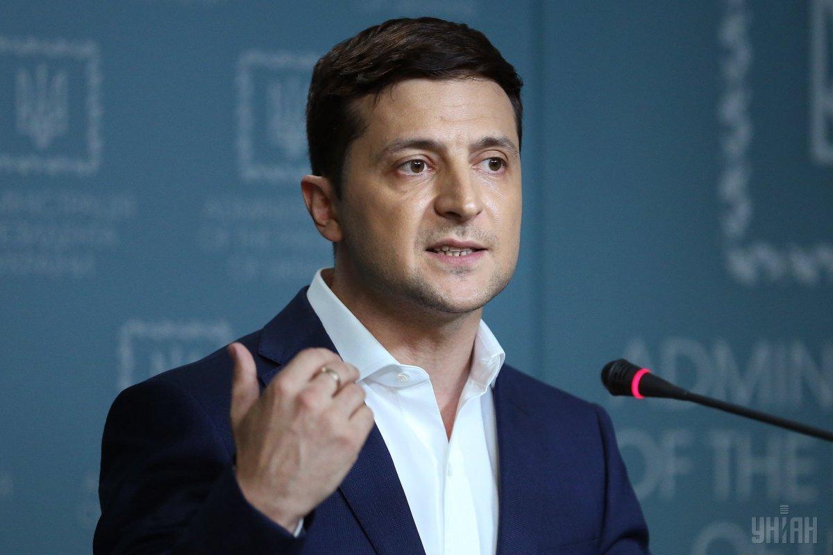 Зеленский предлагает изменить статьи Уголовного и Уголовного процессуального кодексов / фото УНИАН