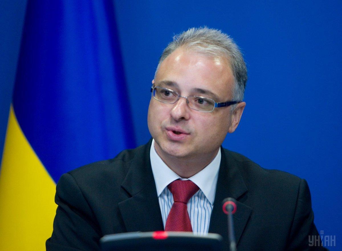 Перелыгин: президент руководит и направляет внешнюю политику Украины, а МИД ее реализует / фото УНИАН