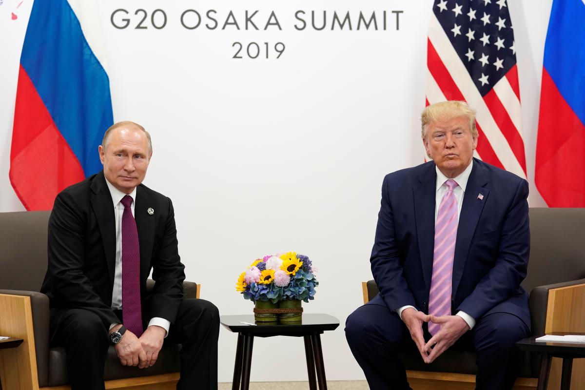 Саміт G7 - Конгрес США не підтримав повернення Москви / REUTERS