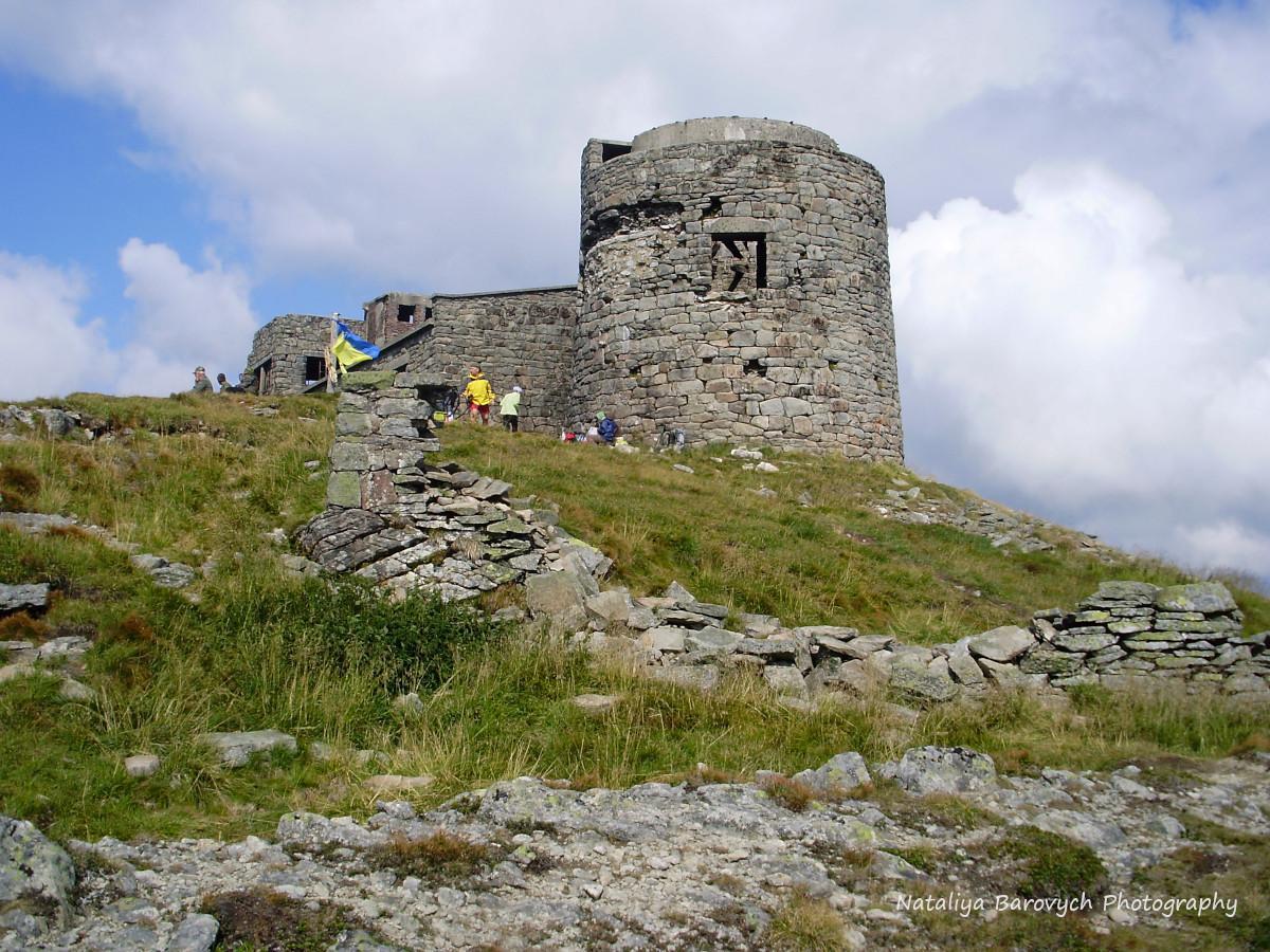 Свого часу ця обсерваторія займала 2 місце у Європі / фото Nataliya Barovych