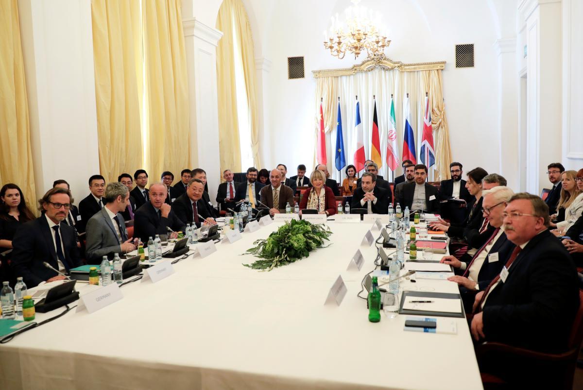 Переговоры по ядерной программе Ирана в Вене / REUTERS