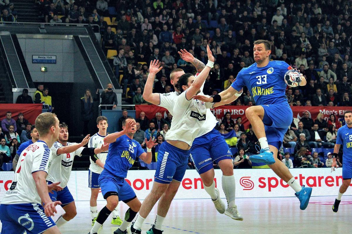 Украинцам повезло с группой / фото: xsport.ua