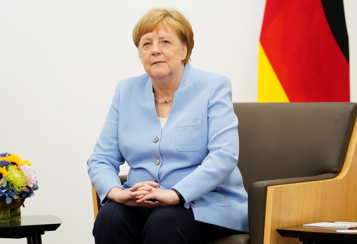 Ангела Меркель / фот REUTERS
