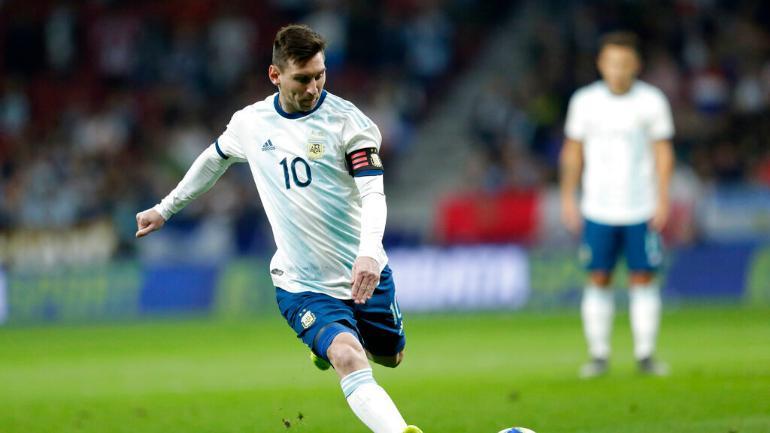Мессі ніколи не співав гімн Аргентини / фото: Sky Sports