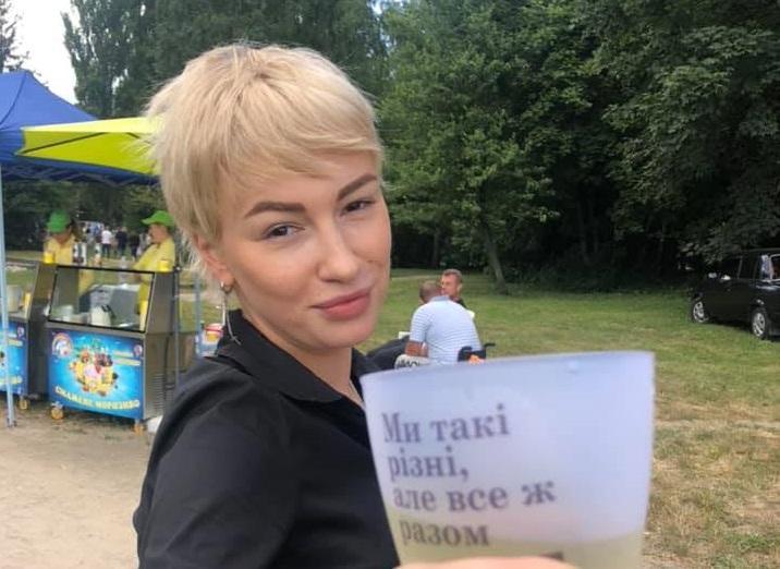 Приходько зарегистрирована кандидатом в нардепы / Facebook/Анастасия Приходько