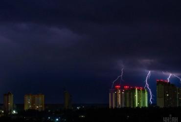 Синоптики предупредили о непогоде в Украине 4 июля