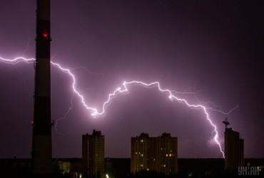 Шквали та град: в Україні оголосили штормове попередження (відео)