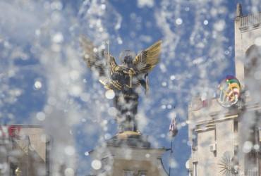 У Києві завтра без опадів, температура до +24°
