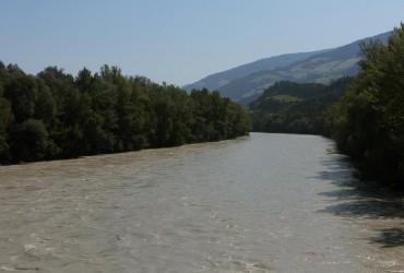Через танення снігів у горах австрійському Тіролю загрожує затоплення