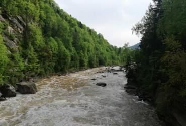 Из-за ливней карпатские реки могут выйти из берегов - синоптики