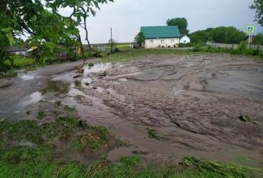 Дощі підтопили сотні дворів у Львівській та Херсонській областях