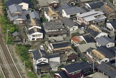 У результаті потужного землетрусу в Японії постраждали 26 осіб