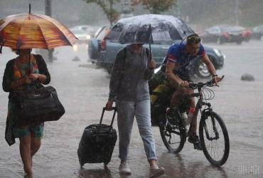 Погода на вихідні: в Україні місцями пройдуть дощі, у неділю потепліє (карта)
