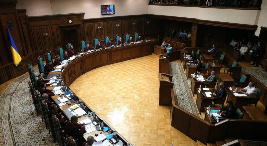 Constitutional Court in Ukraine recognizes President's decree on Parliament dissolution in line with Basic Law
