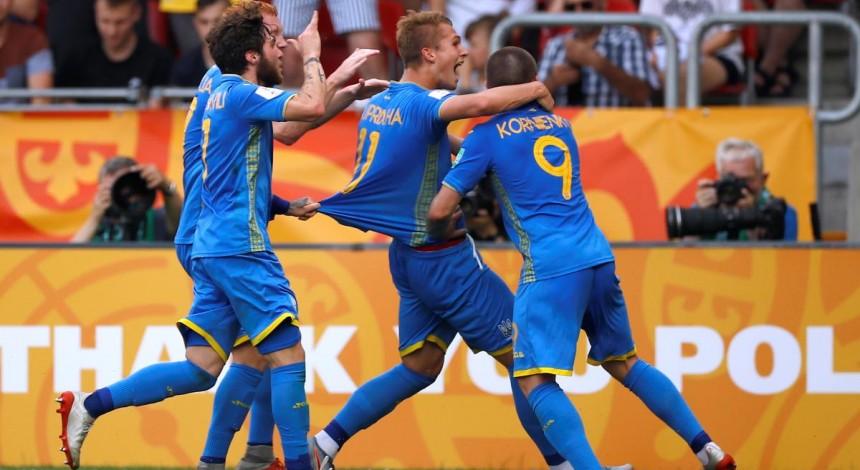Ukraine wins U20 FIFA World Cup
