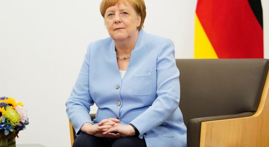 Меркель вперше відвідає Освенцим